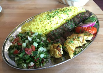 Generous is the word at  Albany Park's Karam Grill