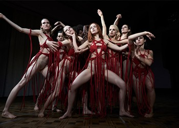 The new <i>Suspiria</i> manages to be about women's power without being feminist