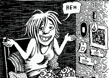 Julie Doucet is done making comics