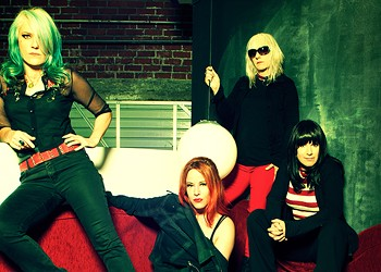Grunge greats L7 return with the new <i>Scatter the Rats</i>