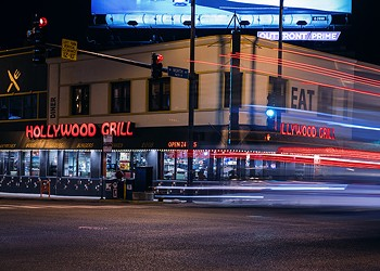 What <i>really</i> goes on at the Hollywood Grill at 3 AM?