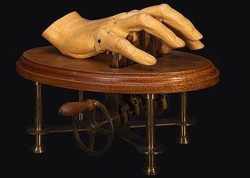 Some of the best entertainment in the city this week is at Potter & Potter's automata auction