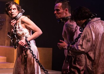 Haven hands us an extra-tense <i>Titus Andronicus</i>