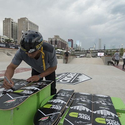 Dew Tour comes to Chicago after a five-year hiatus