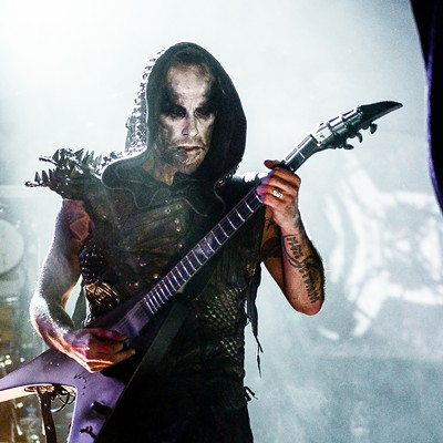 Behemoth and Myrkur at Thalia Hall, Friday, April 29