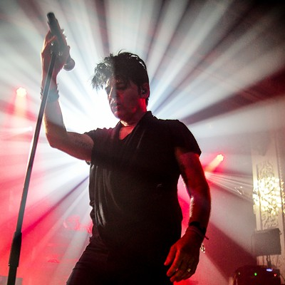 Gary Numan at Metro, May 15-17, 2016