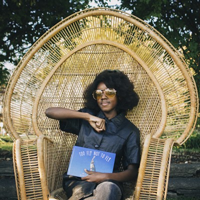 Photo book <i>Too Fly Not to Fly</i> celebrates #blackgirlmagic and #blackboyjoy
