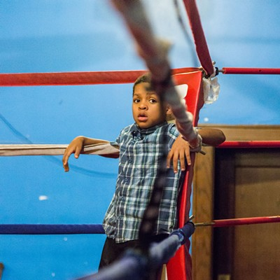 Crushers Club teaches West Englewood boys to fight for their futures