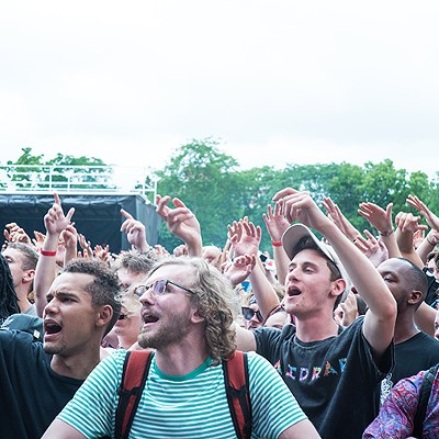 Saba at Pitchfork 2018