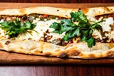 Pide at Istanbul Grill - ALEXUS MCLANE
