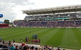 Chicago Red Stars versus Portland Thorns
