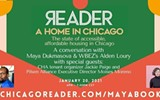 A Home in Chicago: a conversation with Maya Dukmasova and Alden Loury