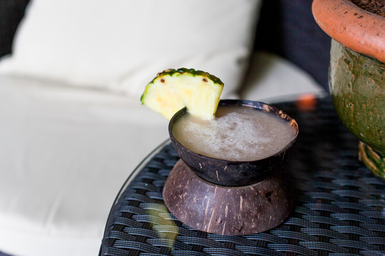 Catching a buzz without the booze at Chicago's first kava