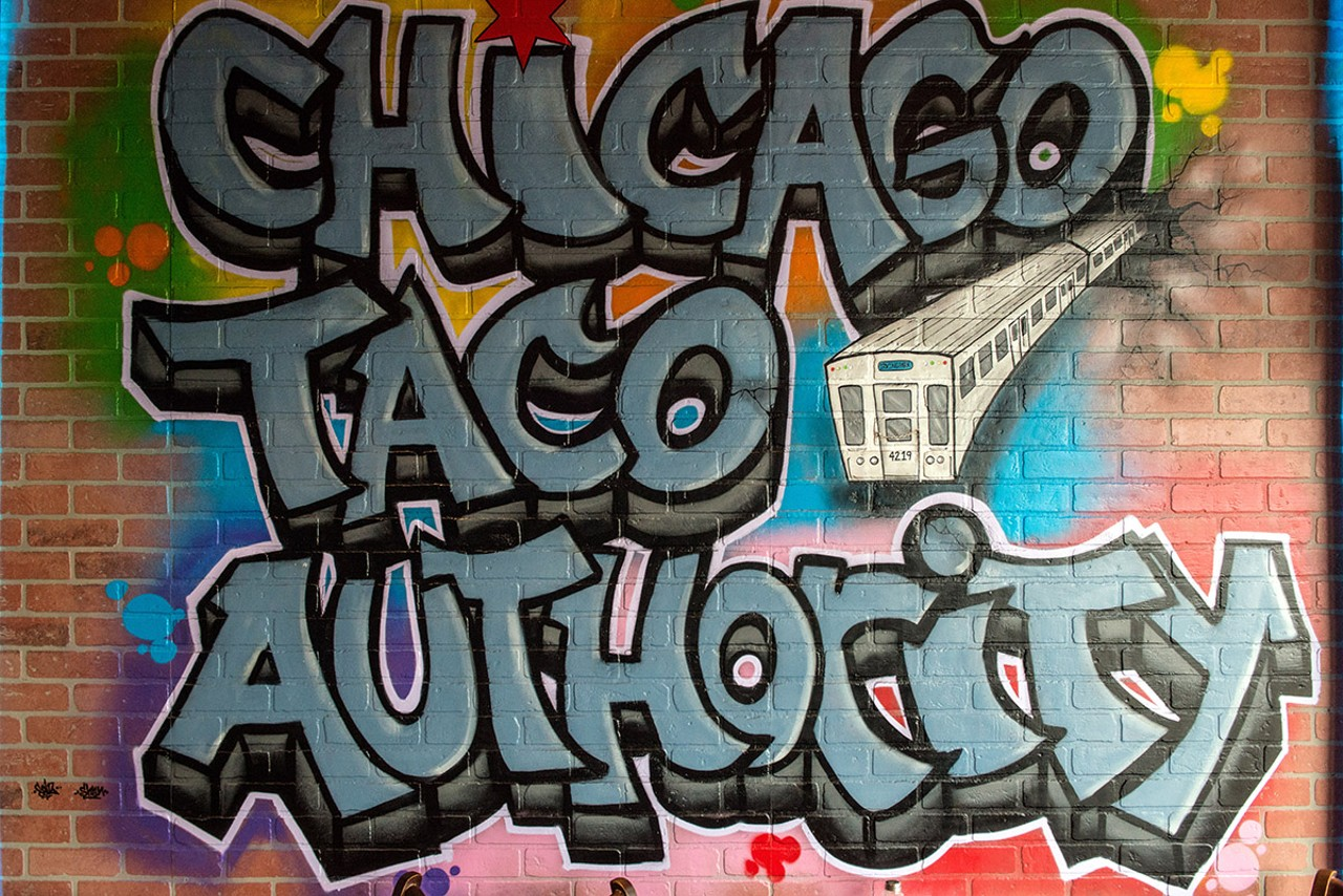 Chicago Taco Authority