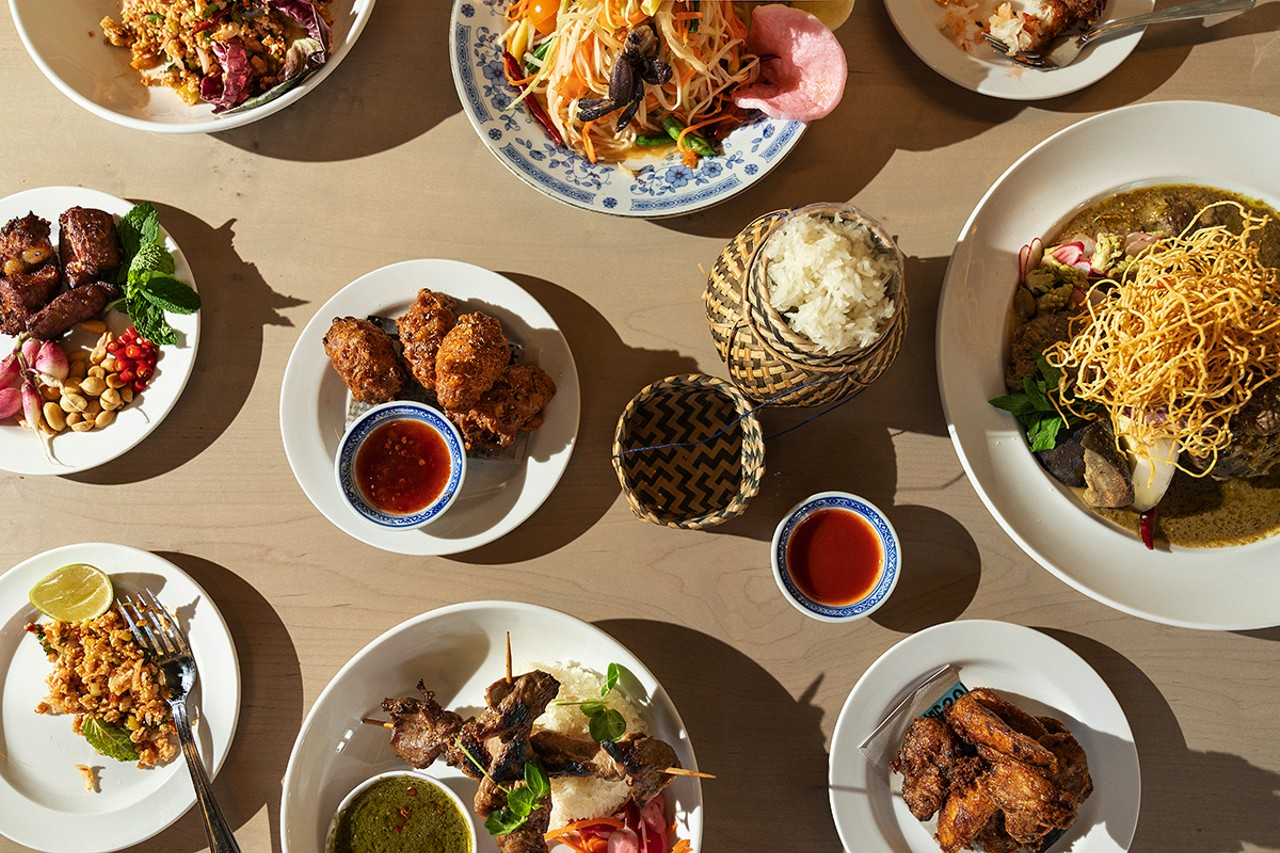 The menu at Pink Salt is almost Isan | Restaurant Review