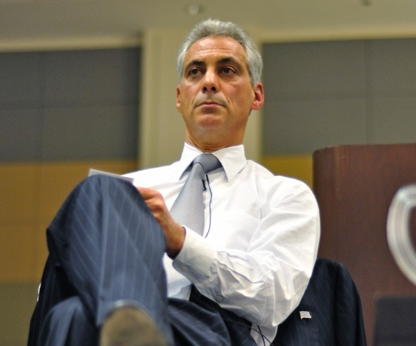 Under Mayor Emanuel, Chicago has fewer cops and other front-line workers