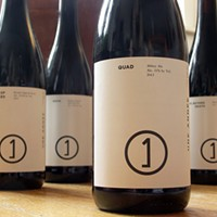 Une Annee's Quad: Addressing a shortage of huge, dark, locally made Belgian-style beers