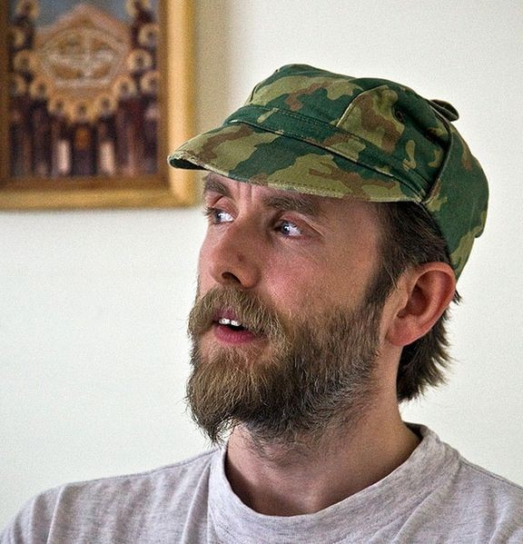 Varg Vikernes. Totally stable.