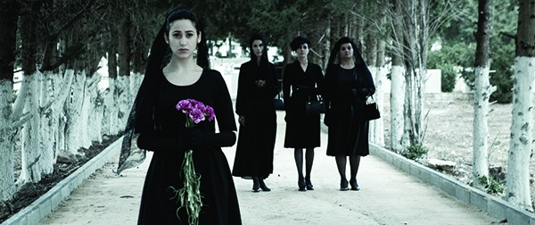 Villa Touma screens Fri 4/24, 8:15 PM, and Sat 4/25, 8:30 PM.