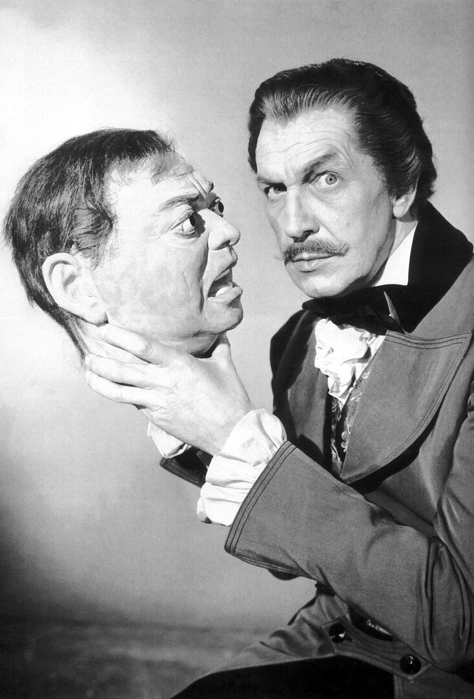Vincent Price (right)
