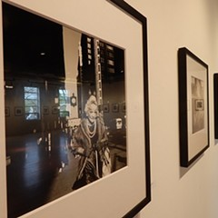 Vivian Maier photos at Art Center Highland Park