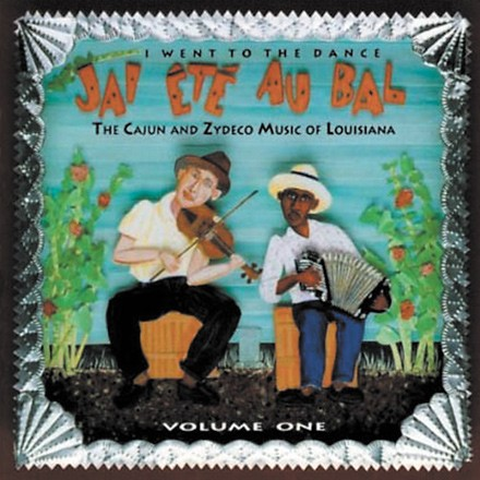 """Volume One of the soundtrack to J'ai Eté au Bal (""""I Went to the Dance"""")"""