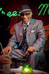 Von Freeman at the Green Mill in 2011
