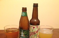The passion of the fruit: 5 Lizard and Wailua Wheat beer