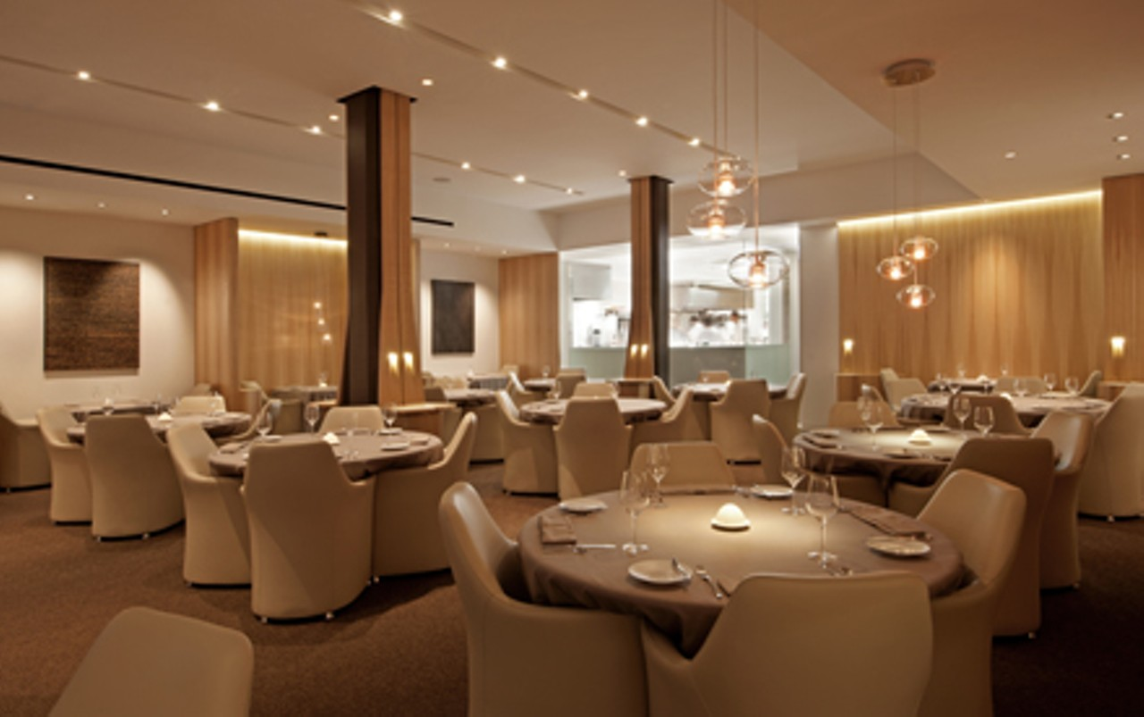 Waiting For Culinary Nirvana At Grace Restaurant Review Chicago Reader