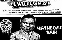 Washboard Sam's playful hokum blues made him a Chicago favorite in the 30s and 40s