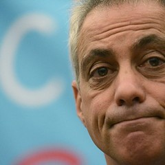 We know that Mayor Rahm Emanuel isn't very popular--but is it possible that Chicagoans prefer sitting in traffic to this guy?