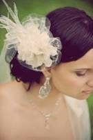 Wedding accessories by Laura Jayne, at the Left Bank this weekend