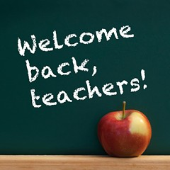 Welcome back from spring break, CPS teachers!