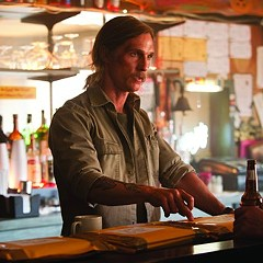 We'll miss you Rust Cohle, most lovable nihilist.