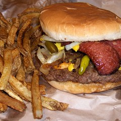 Whammy Burger at That's-a-Burger