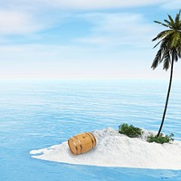 What six Chicago bartenders would drink if they were stranded on a desert island