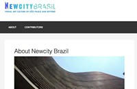 What the hell is <i>Newcity</i> doing in Brazil?