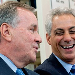 When Chicago spent its pension money on the mayor's pet projects