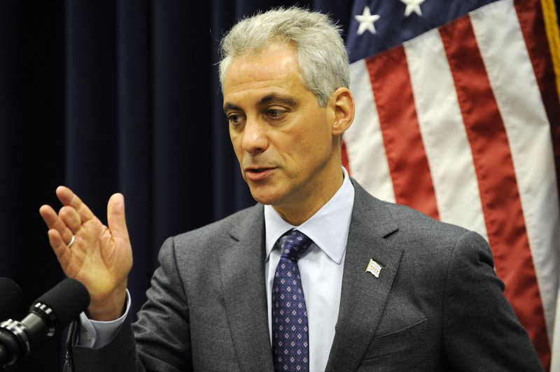 When it comes to treating paying customers with disdain, Rahm takes the cake.