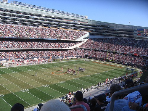 Where the Big Ten title game should be played
