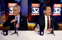 Two mayoral candidates, two Chicagos