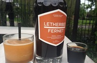 A homegrown amaro: Letherbee Fernet