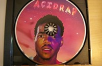 Who made the bootleg <i>Acid Rap</i> CD that hit the <i>Billboard</i> charts?