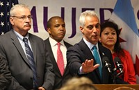 Mayor Rahm drifts to the left on the minimum wage