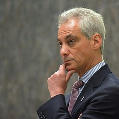 Why on earth did SEIU Local 73 write a $25,000 check to Mayor Emanuel?