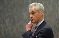 SEIU Local 73 gives Mayor Rahm $25,000