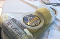 Cheesy: new cheeses and butters from Wisconsin