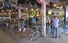 Working Bikes Co-op welcomes all bikes, even the really screwed-up ones