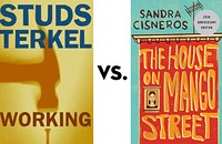 <i>Working</i> vs. <i>The House on Mango Street</i>: Greatest Chicago Book Tournament, final four