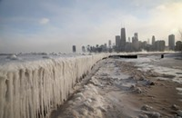 Mayor Rahm discovers winter can be cold in Chicago